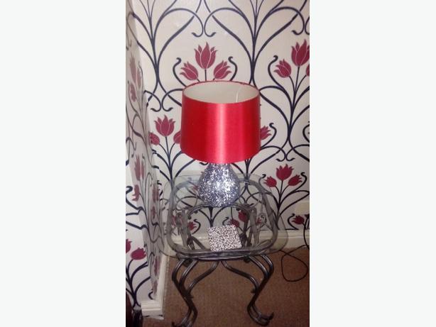 crackle lamp