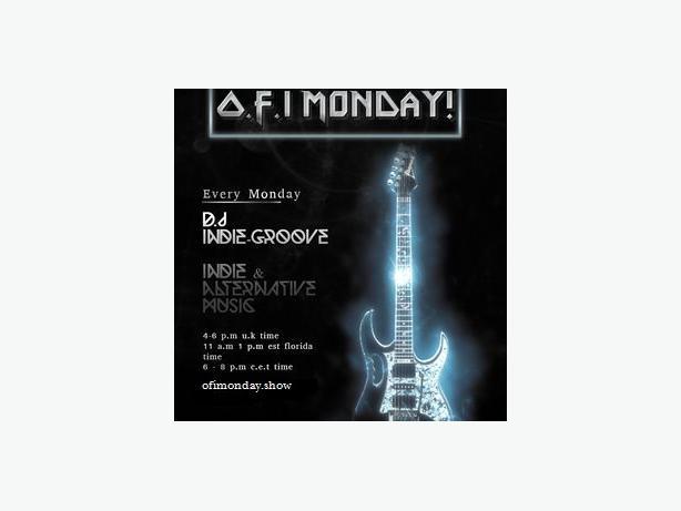 FREE: O.F.I Monday radio show
