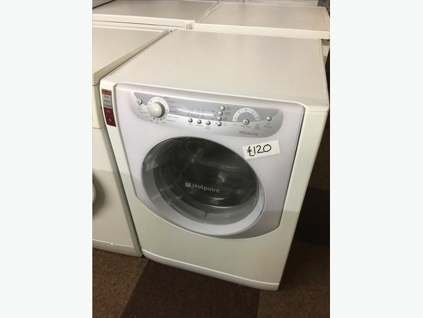 7.5KG AQUALTIS WASHING MACHINE GOOD CONDITION🌎🌎PLANET APPLIANCE🌎