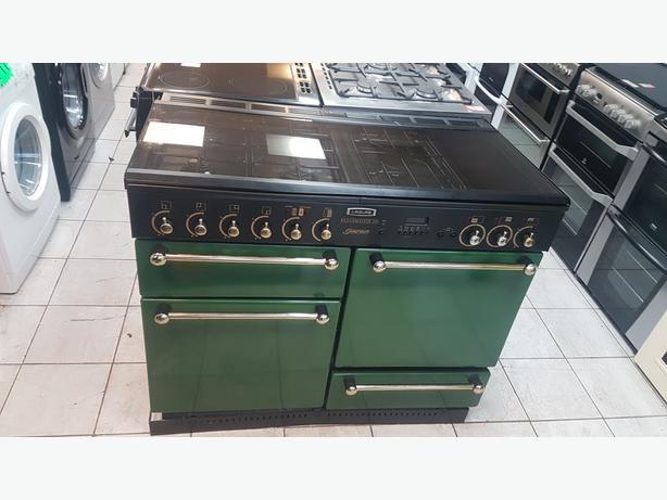 Leisure Gourmet Rangemaster 110cm Gas Range Cooker with 4 MONTHS WARRANTY