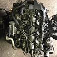 toyota avensis t-s. 2.2/D-4D diesel engine & interior