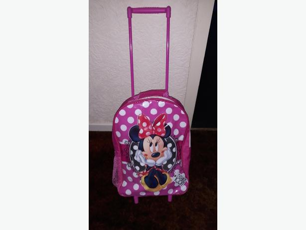 DISNEY - CHILDS WHEELIE CASE