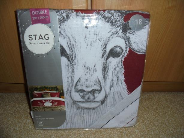 DOUBLE STAG BED COVER SET
