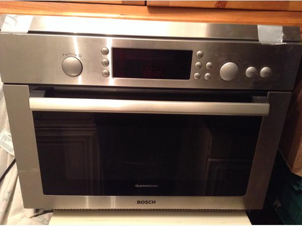 Bosch Microwave, Built-in style.  (Like New)