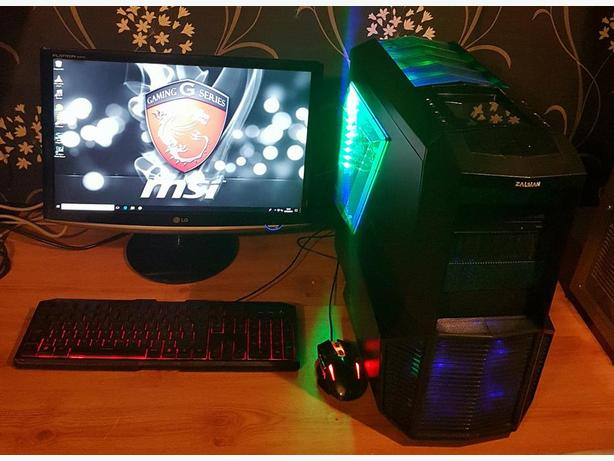 Gaming Computer Full setup (£200 if go today!!! )