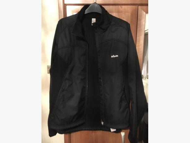 b twin cycling jacket medium size
