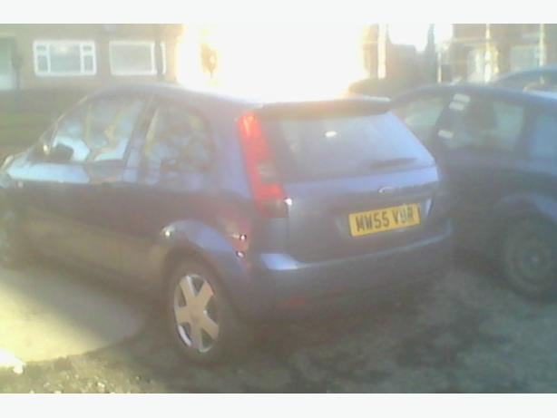 Quick sale ford fiesta