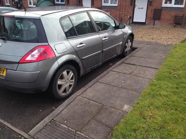 renault meganes breaking for parts