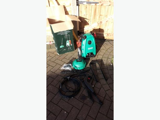 qualcast 1900watt pressure washer brand new unused