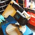 nutool ms200 mitre saw working order