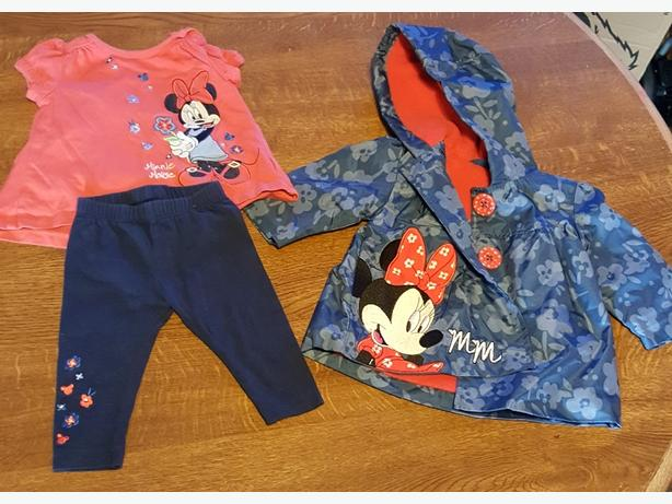 Disney clothing tiny baby