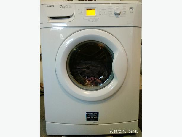 Beko WME7227W washing machine for sale