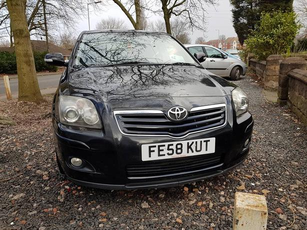 toyota avensis 58plate d4d turbo diesel cheap read add