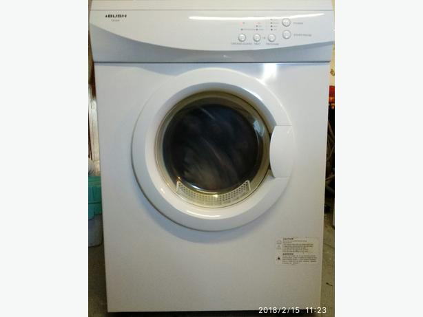 Bush TDV6W vented tumble dryer for sale