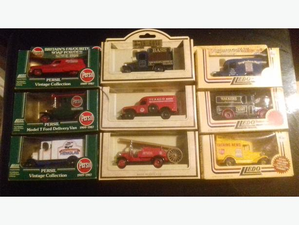 collectable vehicles