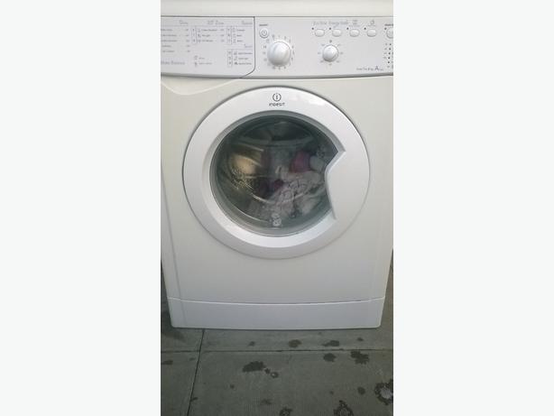 indesit 6kg washer