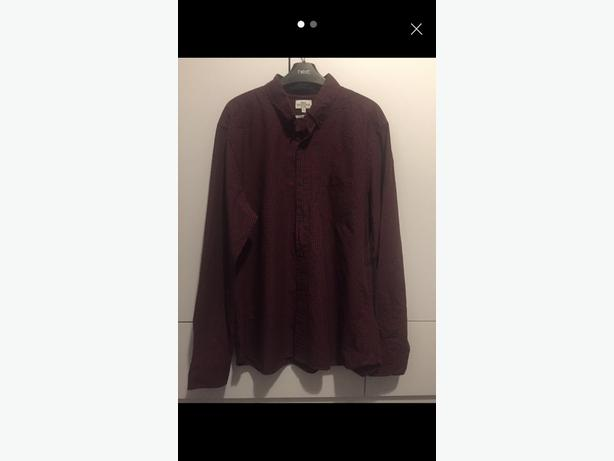 mens next shirt xl