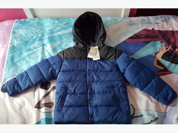 Boys 5-6 years NEXT coat BNWT