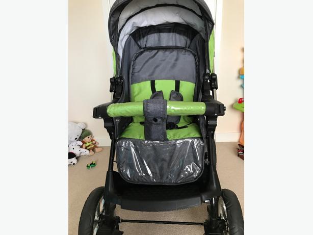 Baby travel system/ pushchair