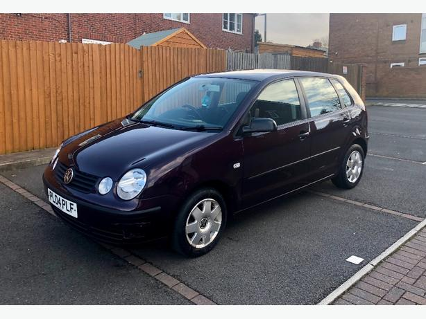 2004 VOLKSWAGEN POLO 1.9 SDI TWIST