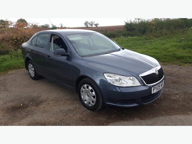 Skoda Octavia 2009 1.9 TDI S £115 a year tax