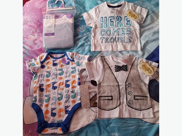 baby boys 3-6 month bundle BNWT