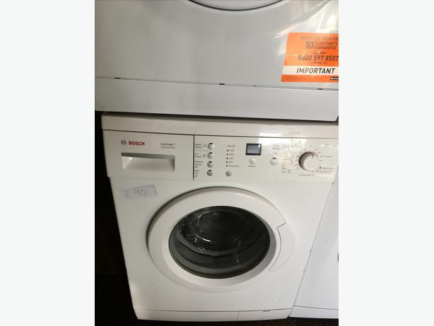 BOSCH 7KG WASHING MACHINE VERY CLEAN AND TIDY🌎🌎PLANET APPLIANCE🌎