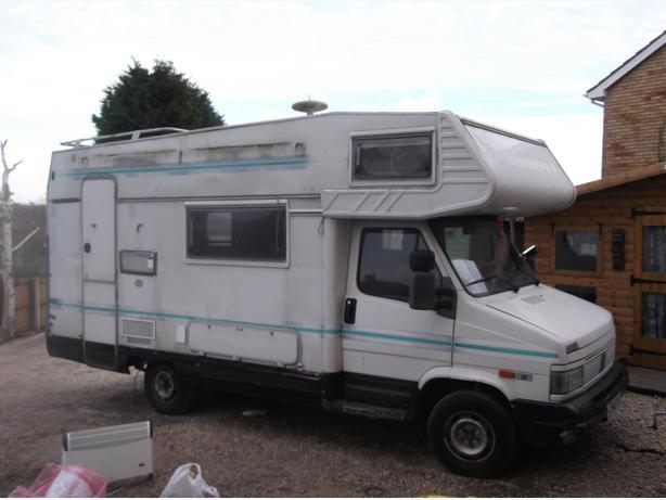 campervan  ,diesel j reg-no offers, spares.repairs