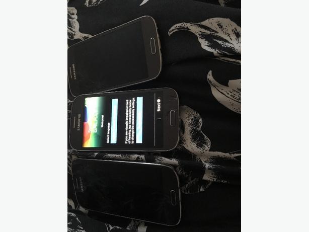 joblot of phones