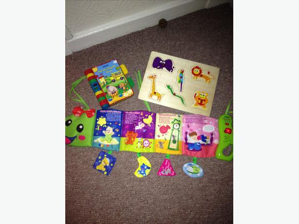 Vtech Interactive baby toys