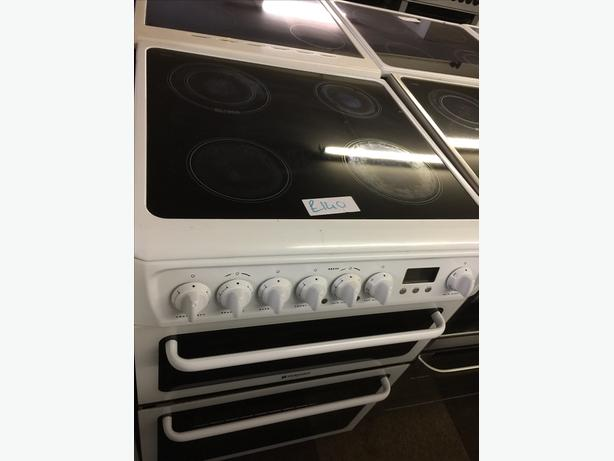 HOTPOINT 60CM ELECTRIC COOKER GOOD CONDITION🌎🌎PLANET APPLIANCE🌎