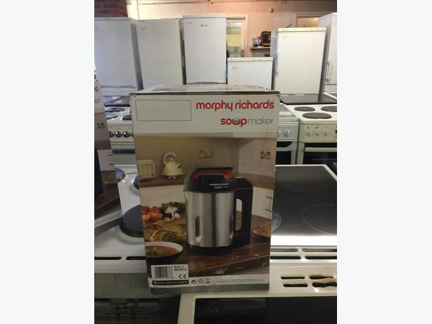 MORPHY RICHARDS SOUP MAKER/SMOOTHIE MAKER NEW IN BOX 🌎🌎PLANET APPLIANCE🌎