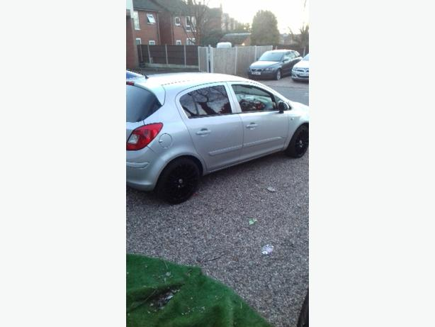 2007 Vauxhall Corsa 1.2 Club moted 2019 Drive away Car Perfect Runner