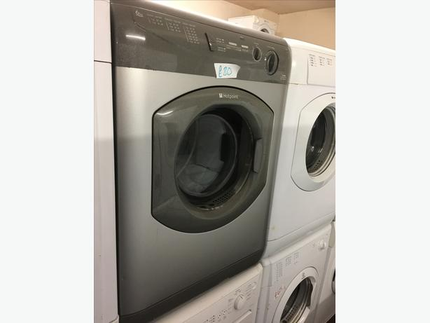 6KG GRAPHITE VENTED TUMBLE DRYER GOOD CONDITION🌎