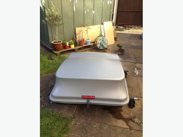 Large Auto Plas Roof Box