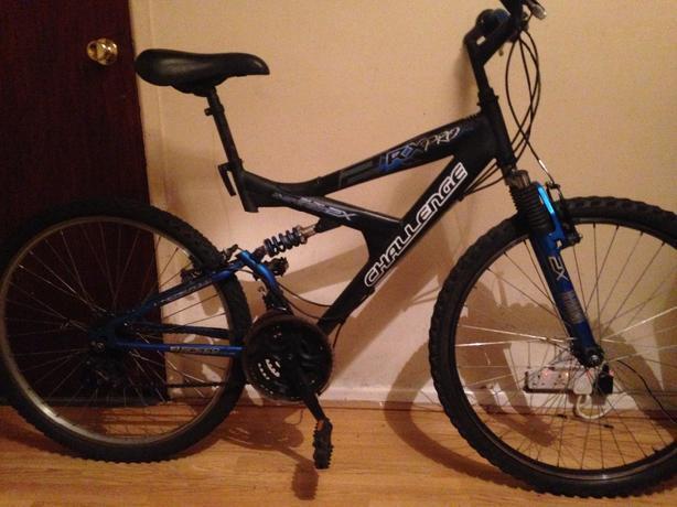 Rx pro challenge mountain bike