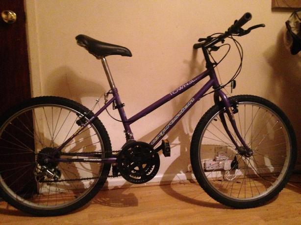 Townsend girls bike