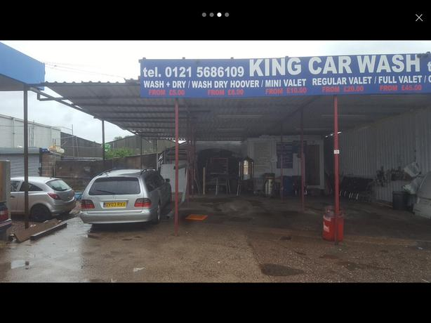 Carwash Staff Darlaston Wolverhampton