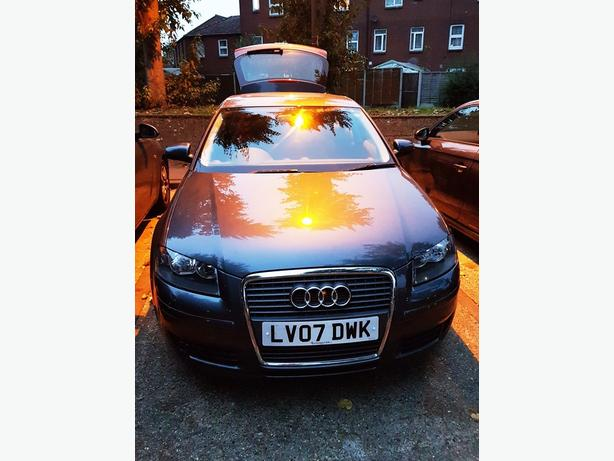 2007 Audi A3 1.6 Special Edition