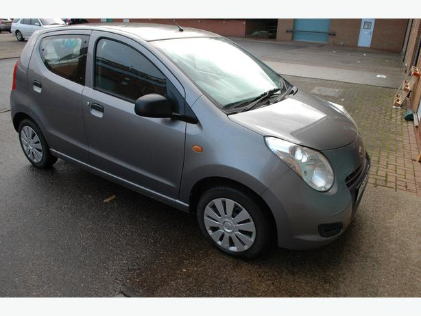 2013 Suzuki Alto 1.0 SZ MC in grey 5 Door