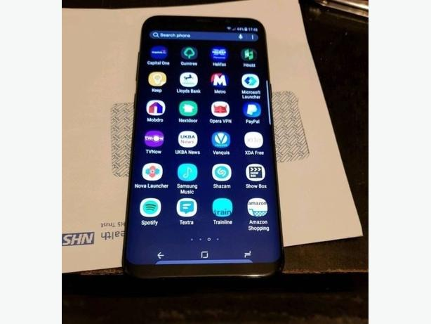 ! SAMSUNG GALAXY S8 64GB UNLOCKED !