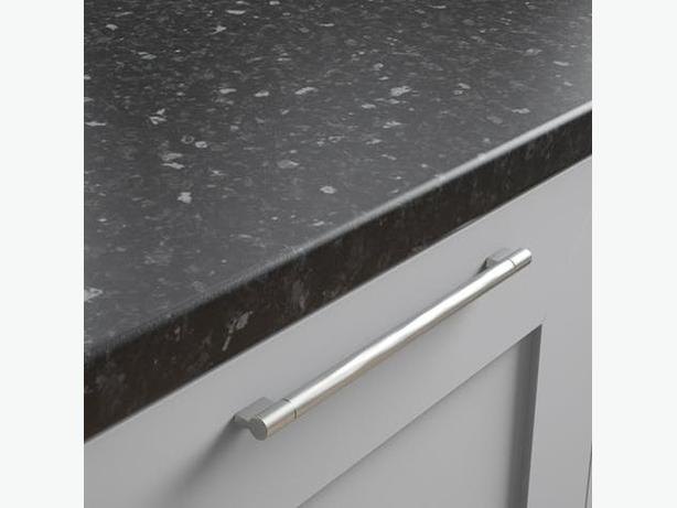 Kitchen Unit Worktops - Black Slate Matt 40mm - BRAND NEW
