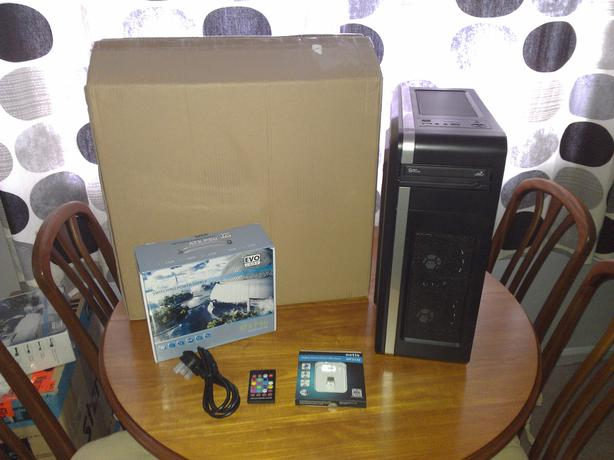 Custom Built PC- FX4100 Quad Core - 8GB Memory - HD 5670 GFX -WIFI