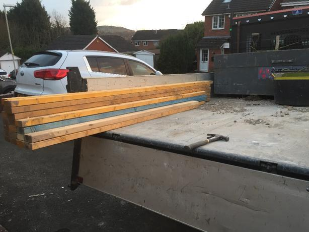 timber x20 lengths