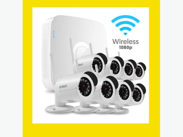 HOME AND BUSINESS CCTV INSTALLATION
