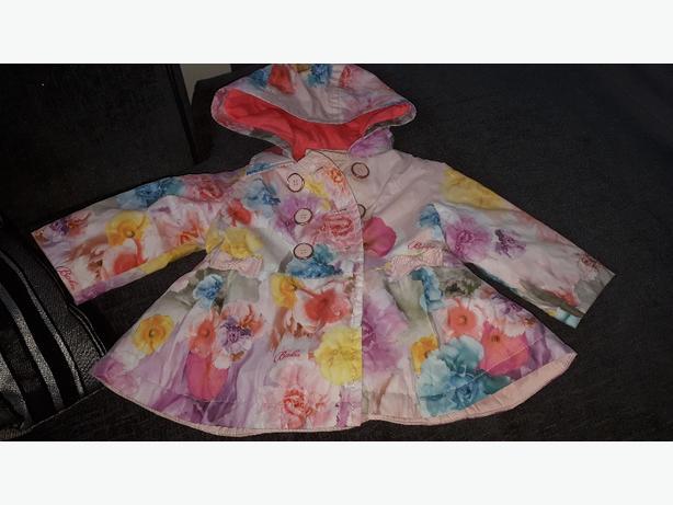 baby girls new Ted baker coat