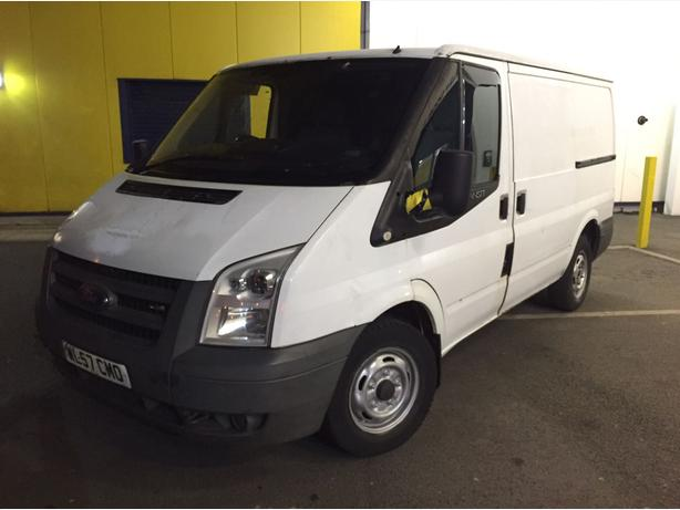 2007 *57* FORD TRANSIT MK7 2.2 FWD  VAN - going cheap *