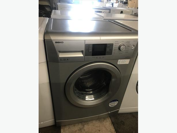 BEKO 7 KG LOAD WASHING MACHINE WITH GENUINE GUARANTEE 🌎🌎🇬🇧🇬🇧🌎🌎