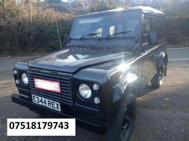 Land Rover 90 4C Reg Dt Diesel £1000s spent