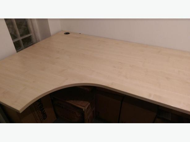 Home Office Table (Beech)